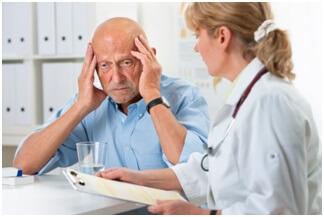 Болезнь пожилых мужиков