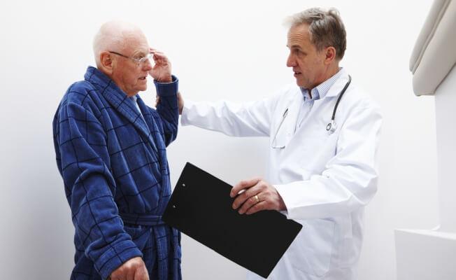 старческая болезнь