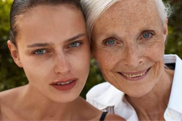 остановить старение организма женщины