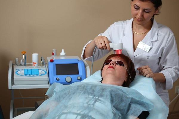физиотерапия при облысении
