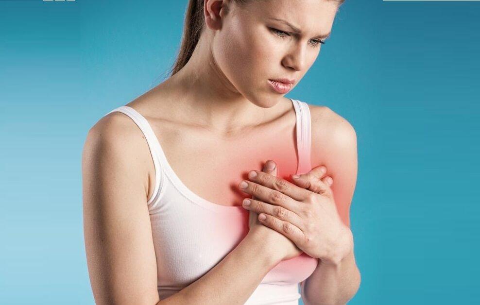 другие причины боли в груди