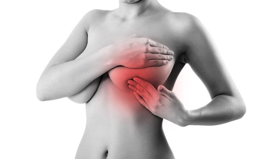 симптомы диффузной мастопатии