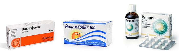 лекарства для лечения фиброзной мастопатии