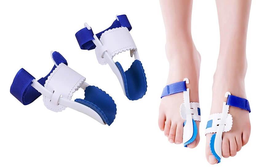 бандаж на большой палец ноги