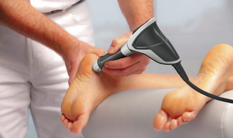 лечение шишек на ступнях