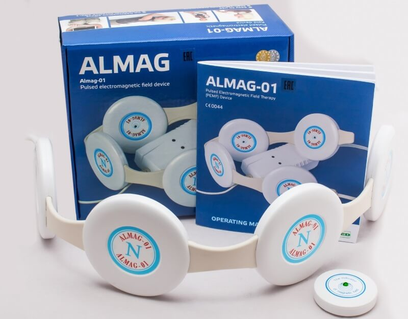 устройство Almag-01 от шпоры