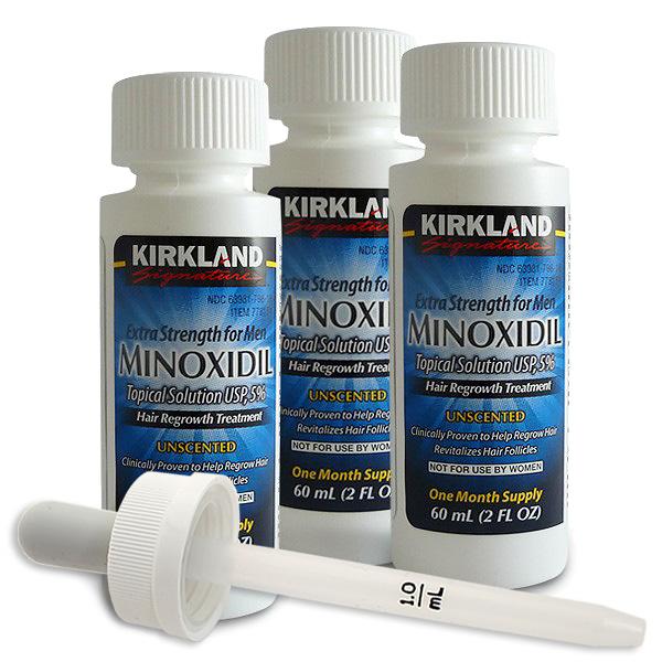 миноксидил при андрогенной алопеции