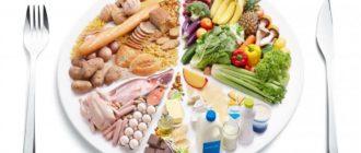 правильная диета при аденоме