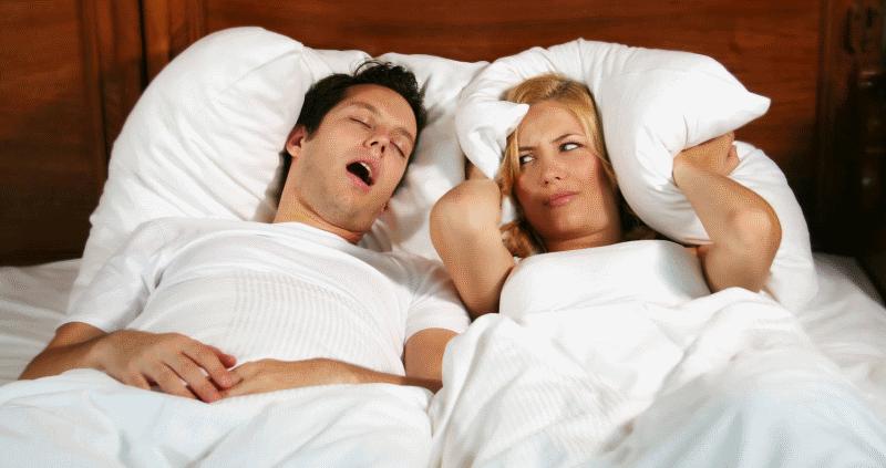 причины храпа во сне