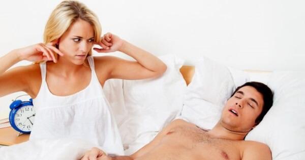 почему человек храпит во сне